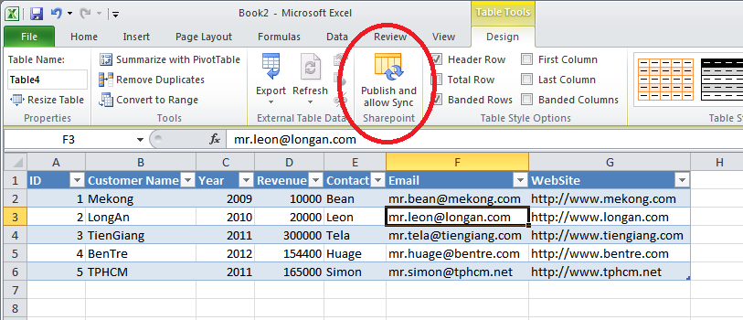 how to create a distribution list in gmail from excel