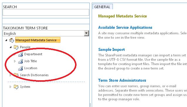 sharepoint 2013 setup managed metadata service hoang nhut nguyen SharePoint Quick Reference Sheet SharePoint Quick Reference Sheet