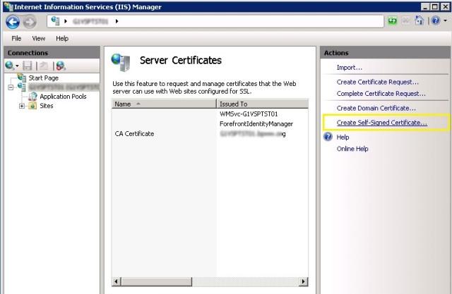 ServerCertificates