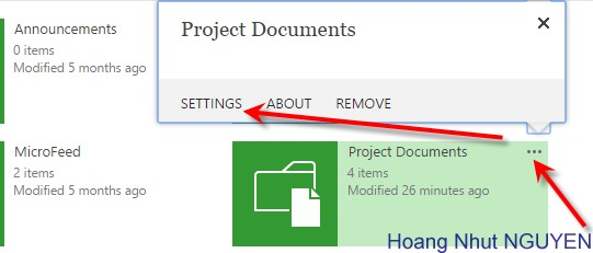 Document Library New UI 6
